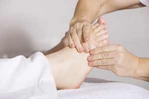 If You Live In North America, You'll Know Foot Massages Ain't Cheap!