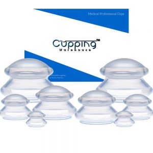 You Get A Total Of 8 Cups: 2 Small, 2 Medium, 2 Large & 2 X-Large!