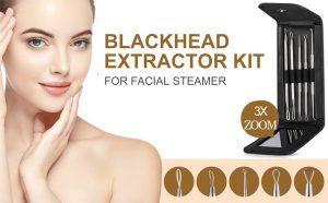 You Get A Free Blackhead Extractor Kit!