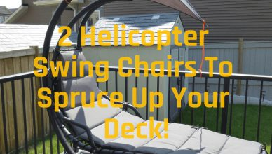Helicopter Hammock Chairs