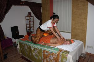 Thai Massage Is One Of My Faves!
