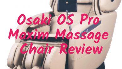 Osaki OS Pro Maxim Chair