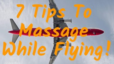 Massage On A Plane?
