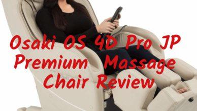 Osaki OS 4D Pro JP Premium Review