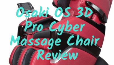 Osaki OS 3D Pro Cyber Review