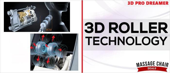 3D Massage Rollers