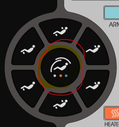 Recline Button