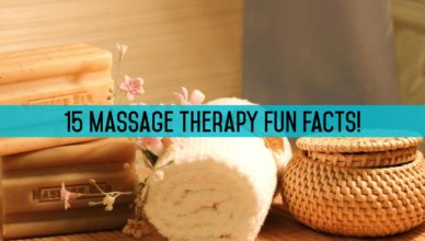 15 Massage Therapy Fun Facts