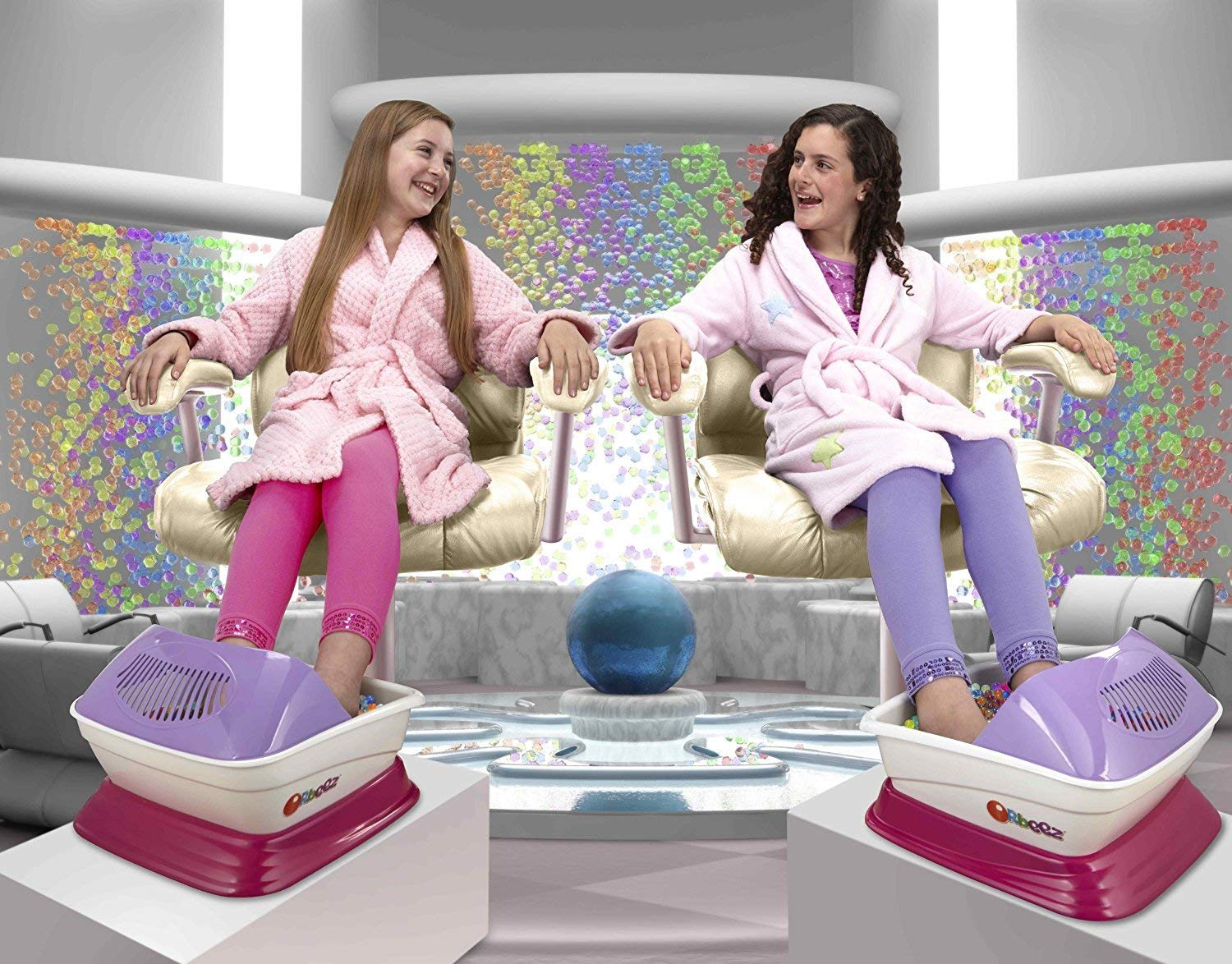Orbeez Foot Spa For Kids 2