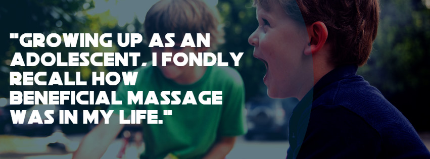 Massage For Young Kids