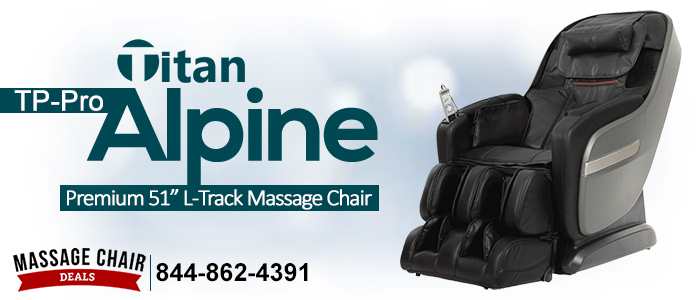 51'' L-Track Is Great For Lower Body Massage!