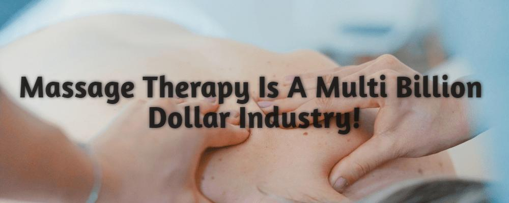 Billion Dollar Industry