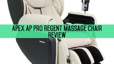 APEX AP Pro Regent Massage Chair Review