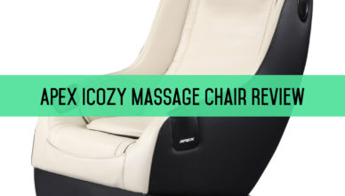 APEX iCozy Massage Chair Review