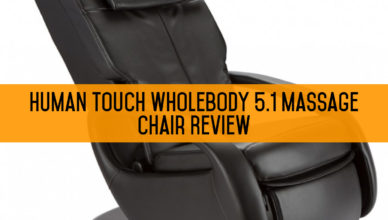 Human Touch WholeBody 5.1 Massage Chair Review