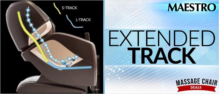 Osaki OS Pro Maestro Extended Track