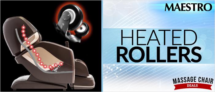 Osaki OS Pro Maestro Heated Roller Balls