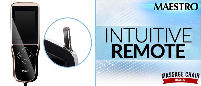 Osaki OS Pro Maestro Remote