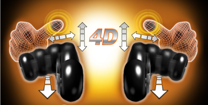 Pro Maestro 4D Roller Massage