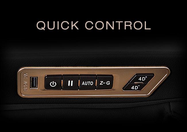 Pro Maestro Quick Control