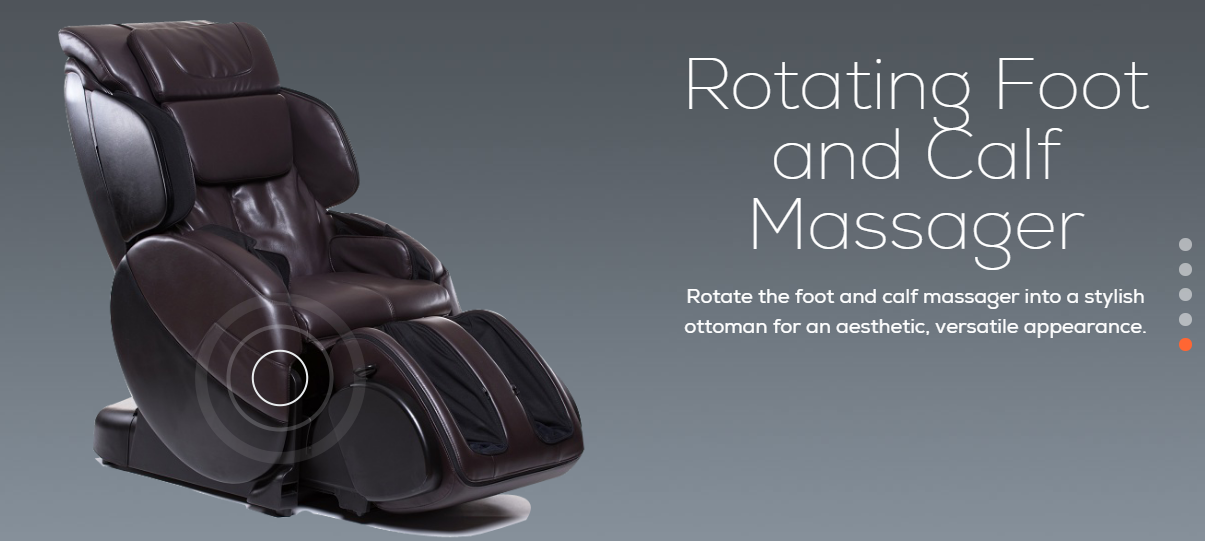 Human Touch Bali Rotating Foot Massager