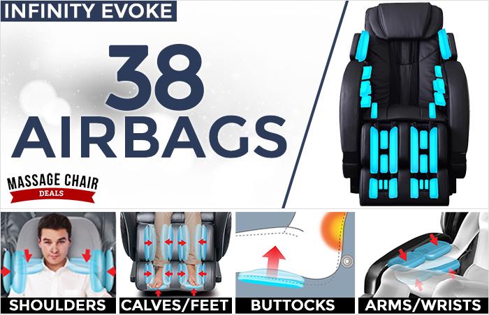 Infinity Evoke 38 Airbags