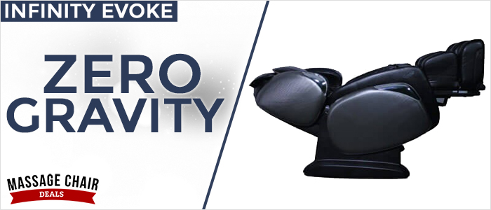 Infinity Evoke Massage Chair Zero Gravity