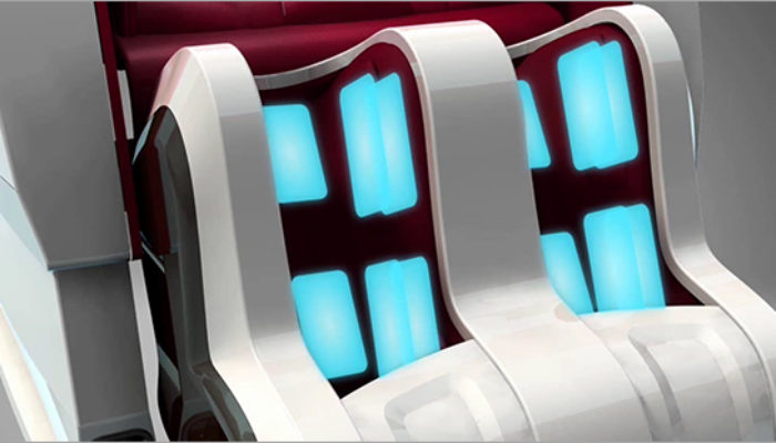Infinity Iyashi Foot Airbags