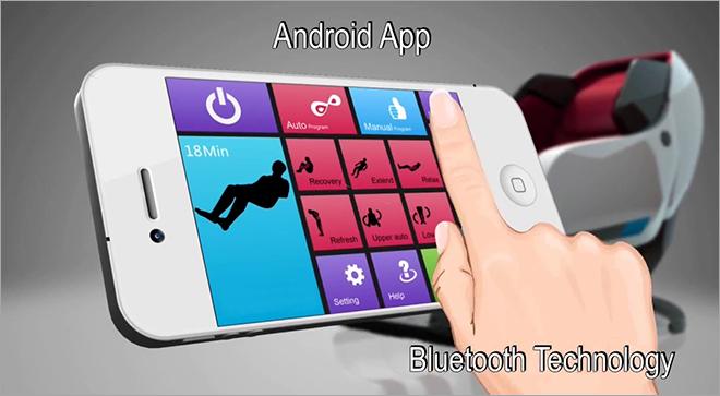 Infinity Iyashi Smartphone App