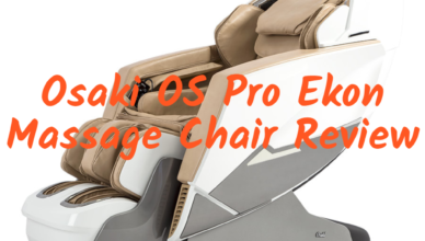 Osaki OS Pro Ekon Massage Chair Review