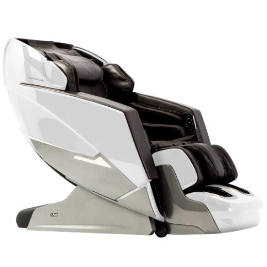 Osaki OS Pro Ekon Massage Chair White & Brown