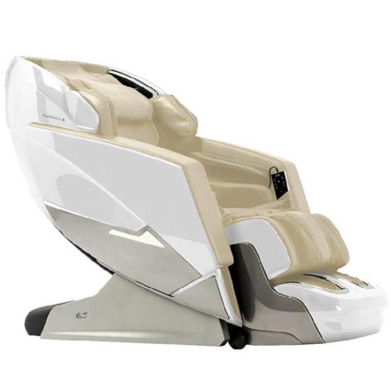 Osaki OS Pro Ekon Massage Chair White & Cream