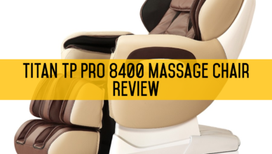 Titan TP Pro 8400 Massage Chair Review
