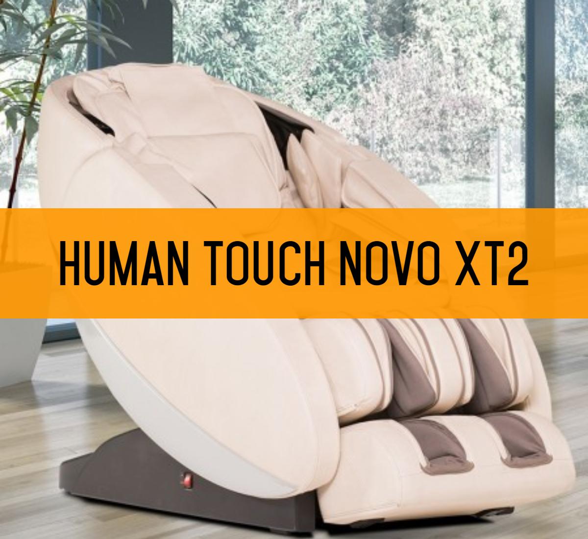 Human Touch Novo XT2