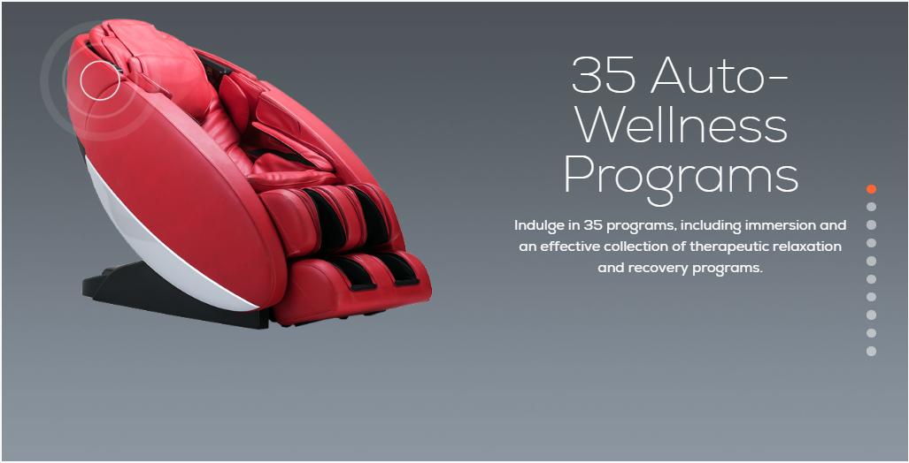 Novo XT2 Auto Wellness Programs
