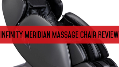 Infinity Meridian Massage Chair Review