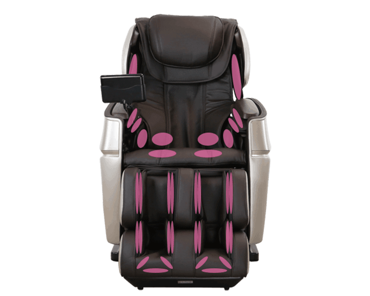 Ogawa Touch 3D 64 Airbags