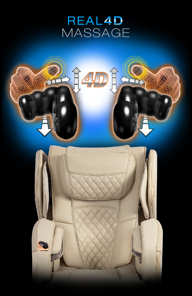Osaki Pro Soho 4D Massage