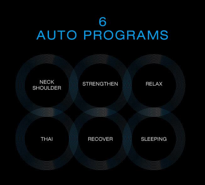Osaki Pro Soho Auto Programs
