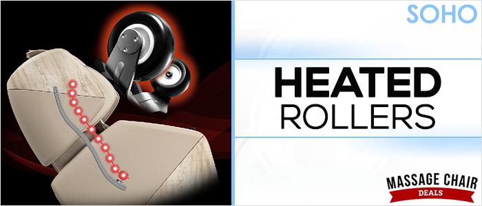 Osaki Pro Soho Heated Rollers