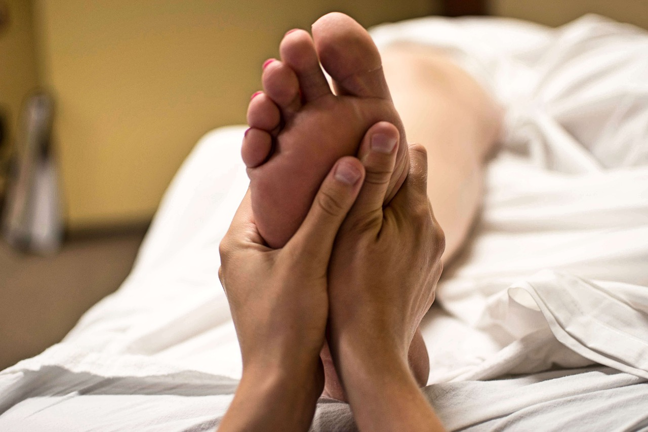 Not All Foot Massage Is Effective At Treating Plantar Fasciitis!