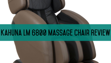 Kahuna LM 6800 Massage Chair Review