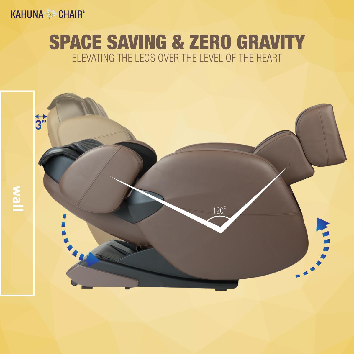 Kahuna LM 6800 Zero Gravity Recline