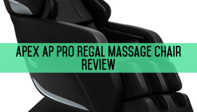 APEX AP Pro Regal Massage Chair Review