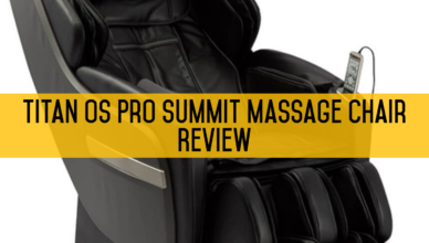 Titan OS Pro Summit Massage Chair Review