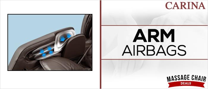 Titan TP Carina Arm Airbags