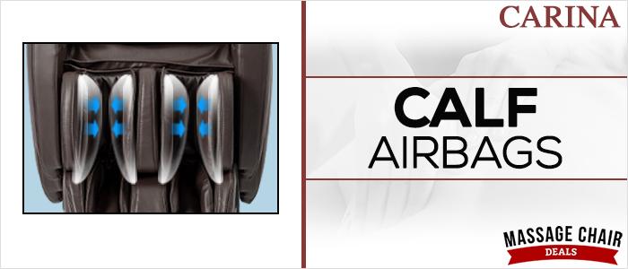 Titan TP Carina Calf Airbags