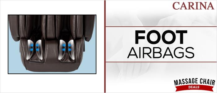 Titan TP Carina Foot Airbags