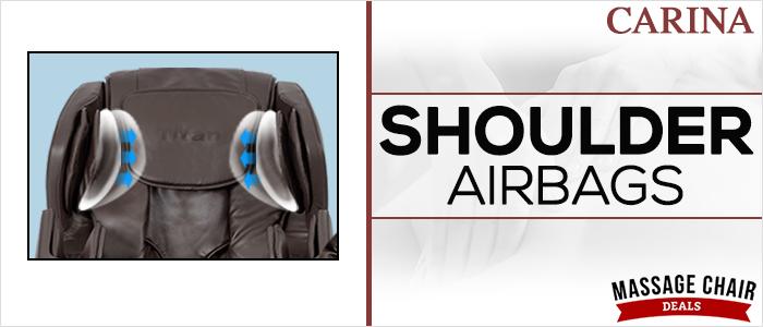 Titan TP Carina Shoulder Airbags