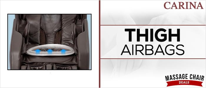 Titan TP Carina Thigh Airbags